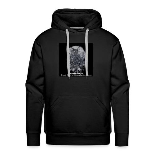 peisithanatosoriginalcover66688 - Men's Premium Hoodie