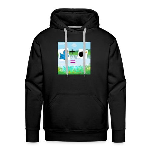 merchandise logo - Men's Premium Hoodie