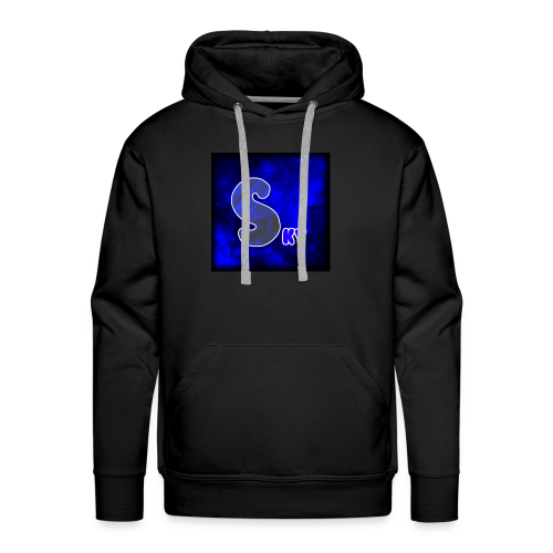 SkyFrost Logo - Men's Premium Hoodie