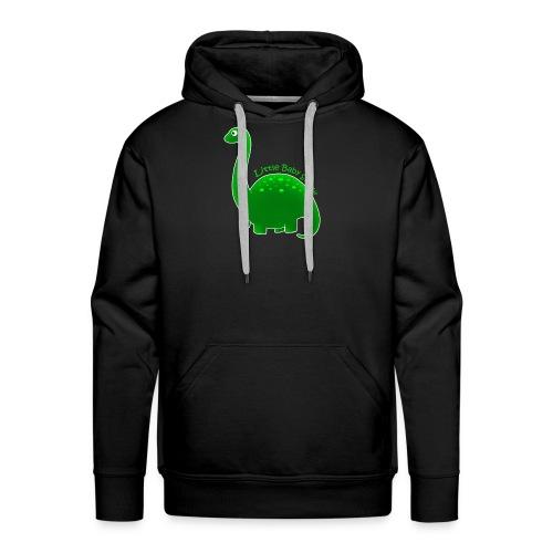 Green Little Baby Saurus - Men's Premium Hoodie