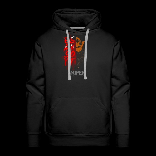 LIMITED EDITION - SNIPER - Men's Premium Hoodie