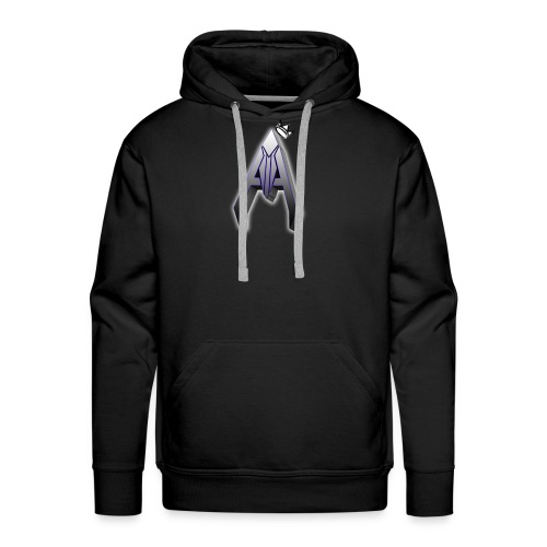 Avoh Black and white King edition - Men's Premium Hoodie