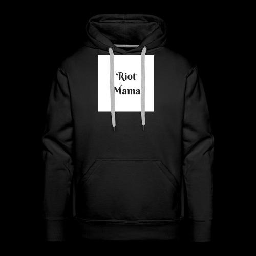 Riot Mama - Men's Premium Hoodie