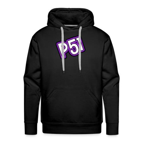 Probe 51 2018 Logo - Men's Premium Hoodie