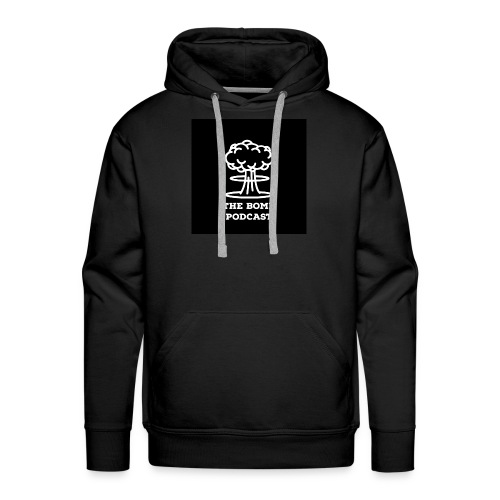 The Bomb Podcast official gear - Men's Premium Hoodie