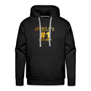 bPANASLAPd back of gold edition - Men's Premium Hoodie