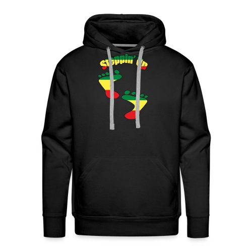 African American Rising T-Shirts And Acessories - Men's Premium Hoodie