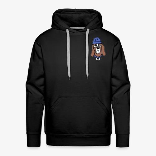 bean dog7 - Men's Premium Hoodie