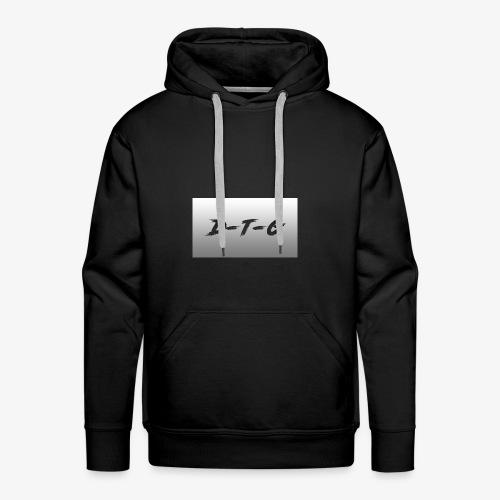 D-T-G White Design - Men's Premium Hoodie