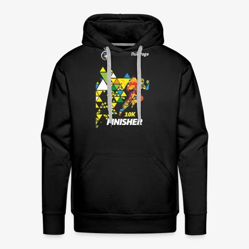 10K Finisher Shirt - Men's Premium Hoodie