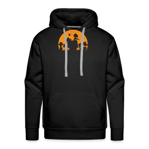 You re A Zombie Chuck - Men's Premium Hoodie