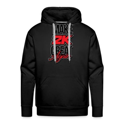 Make 2k Great Again - Men's Premium Hoodie