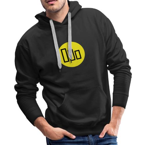 Cryptolytix Logo - Men's Premium Hoodie