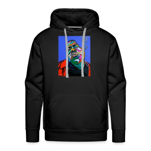 Notorious-B-I-G set 1 - Men's Premium Hoodie