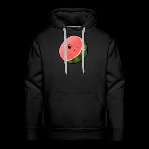 @Melon.Addict Logo - Men's Premium Hoodie