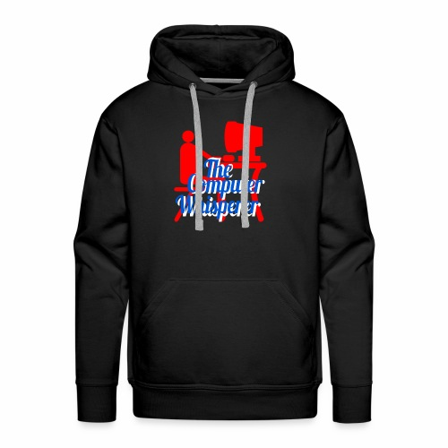 The Computer Whisperer - Men's Premium Hoodie