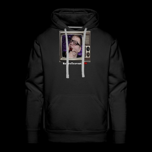 Basic Profile Picture Design Products - Men's Premium Hoodie