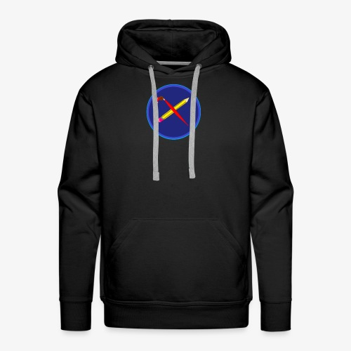 creative playing - Men's Premium Hoodie