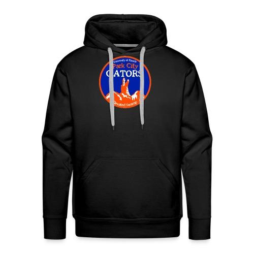Park City Gators Logo - Men's Premium Hoodie