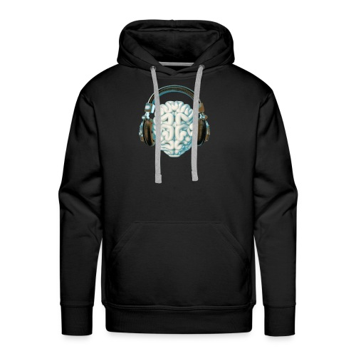 Mind Music Connection - Men's Premium Hoodie