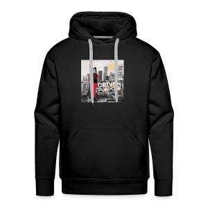 Driven By Purpose - Men's Premium Hoodie