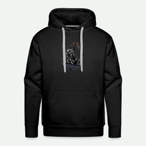 Black dog - Men's Premium Hoodie