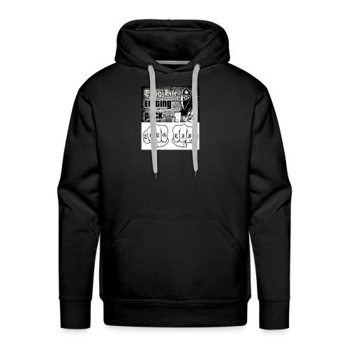 Thug life slyle - Men's Premium Hoodie