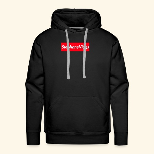 StephaneVlogs supreme version - Men's Premium Hoodie