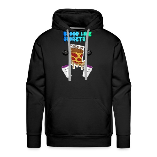 Let's get waved - Men's Premium Hoodie