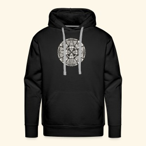 Mandala The Power of potency - Men's Premium Hoodie