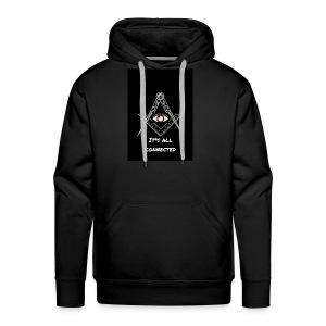 It's all connected. - Men's Premium Hoodie