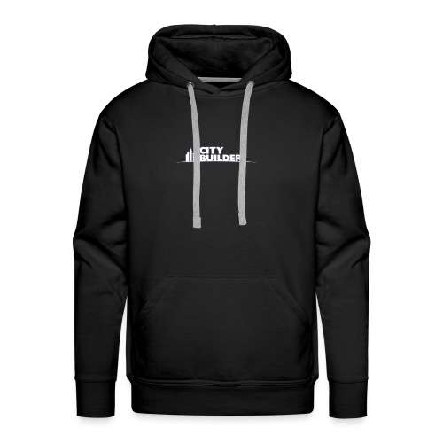 city builder - Men's Premium Hoodie
