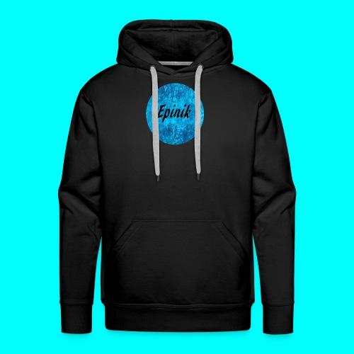 Epinik Logo - Men's Premium Hoodie