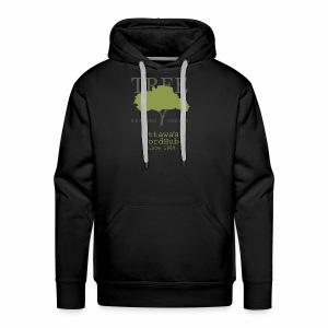 Tree Reading Swag - Men's Premium Hoodie