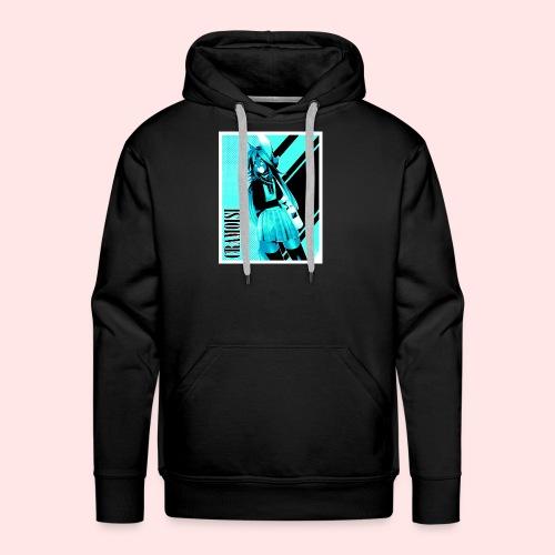 School Uniform Cramoisi - Men's Premium Hoodie