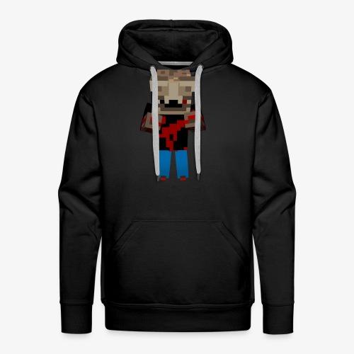 Tokyo Ghoul t-shirt design - Men's Premium Hoodie