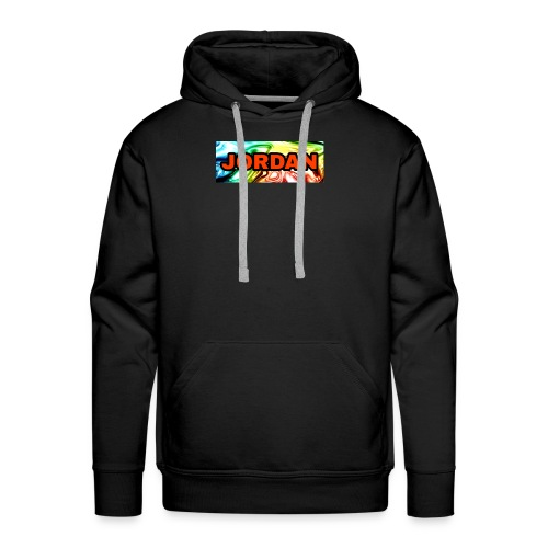 WHAT UP - Men's Premium Hoodie