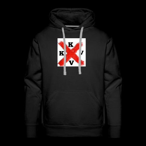 Kevs Vlogz design - Men's Premium Hoodie