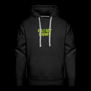 Clout Hunt - Men's Premium Hoodie