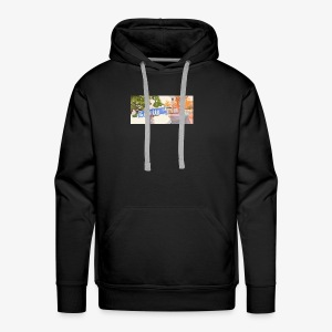 Gillette Street Early Dayz - Men's Premium Hoodie