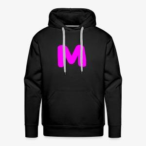 Pink m - Men's Premium Hoodie