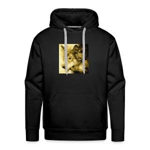 Wolfgirl - Men's Premium Hoodie