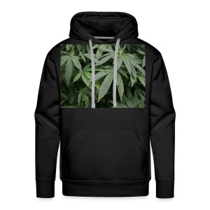 cannabis - Men's Premium Hoodie