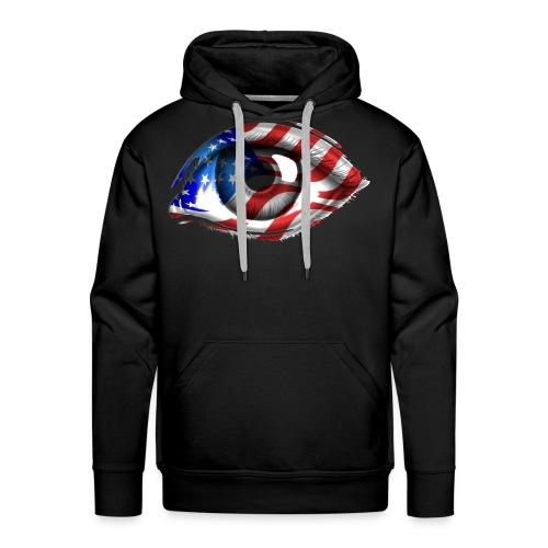 American Eye - Men's Premium Hoodie