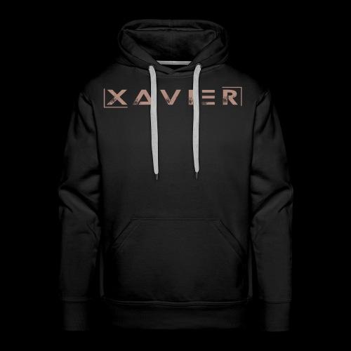 XAVIER GOLD EDITION - Men's Premium Hoodie