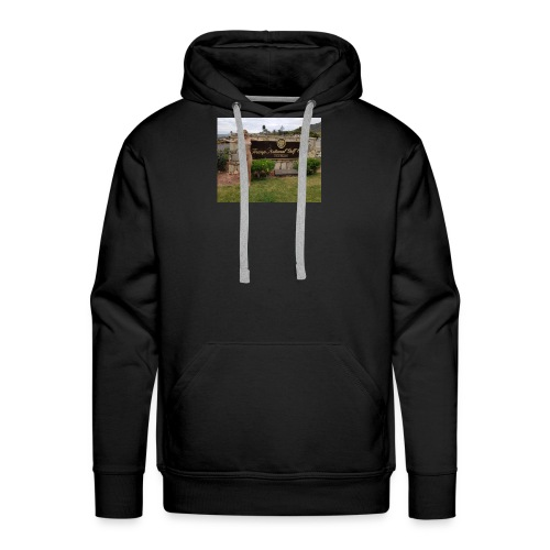 IMG_6076 - Men's Premium Hoodie