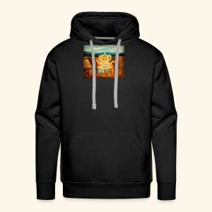 Higher Meditation - Men's Premium Hoodie