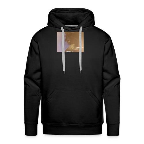 Comma Garfield - Men's Premium Hoodie