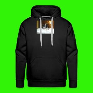 Sportswear (Eating Bone) - Men's Premium Hoodie