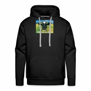 Prog On The Ranch - Men's Premium Hoodie